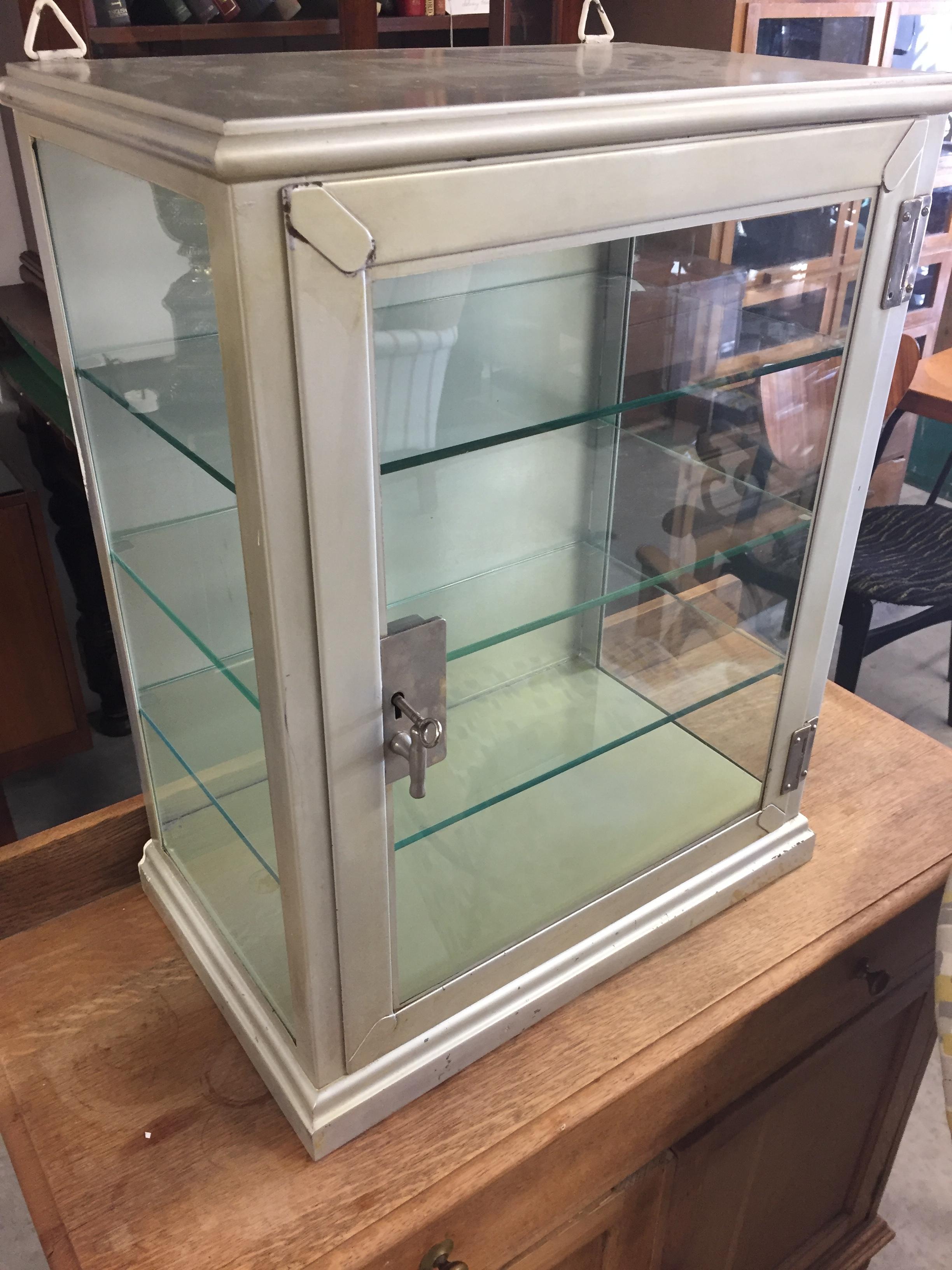 1930s Medicine Cabinet